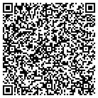 """QR-код с контактной информацией организации СТО """"Радиус"""""""