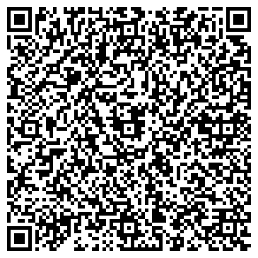 QR-код с контактной информацией организации Субъект предпринимательской деятельности ФОП Федюк Татьяна Ивановна