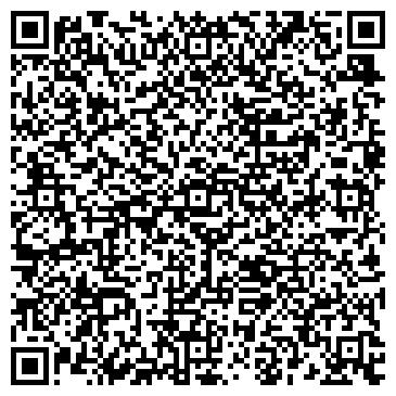 QR-код с контактной информацией организации шкаф-купе alekson