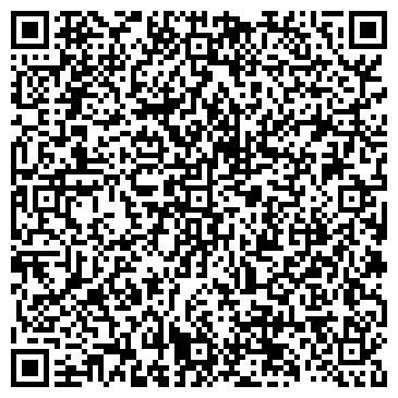 QR-код с контактной информацией организации П.П Кристалл Гласс