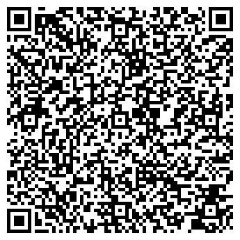 QR-код с контактной информацией организации ТОВ ТВК «ФОКС»