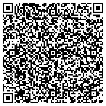 QR-код с контактной информацией организации Студия флористики Кокетка