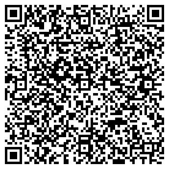 QR-код с контактной информацией организации ЭльфДекор, ЧП