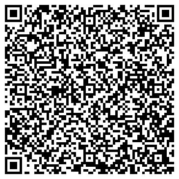 QR-код с контактной информацией организации Флористический дизайн, ЧП