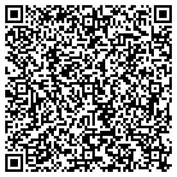 QR-код с контактной информацией организации Флорист, ООО (Florist)
