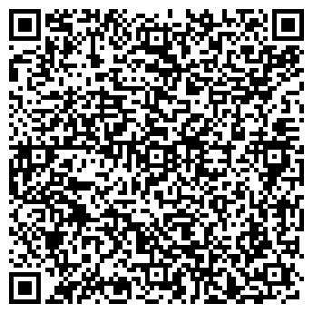 QR-код с контактной информацией организации Прокат авто, ООО