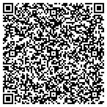 QR-код с контактной информацией организации БРАВИА салон итальянской мебели, ЧП