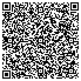 QR-код с контактной информацией организации Трианда, ООО