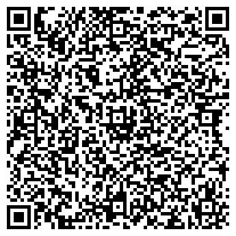 QR-код с контактной информацией организации Брусника, ЧП