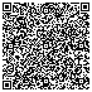QR-код с контактной информацией организации Детская йога Жирафа, ЧП