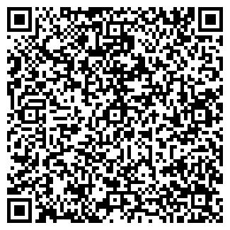 QR-код с контактной информацией организации БАХ ИНЖИНИРИНГ, ООО