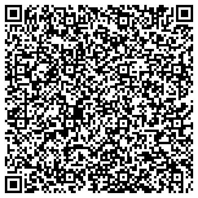 QR-код с контактной информацией организации Цветок папоротника, ООО (Студия фитодизайна)