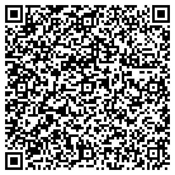 QR-код с контактной информацией организации Эстетика, ЧП