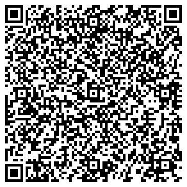 QR-код с контактной информацией организации Студия дизайна интерьера Reina, ЧП