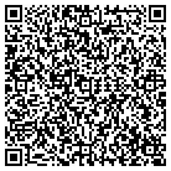 QR-код с контактной информацией организации Техдизайн, ООО