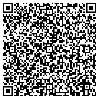 QR-код с контактной информацией организации Кресяк, ЧП