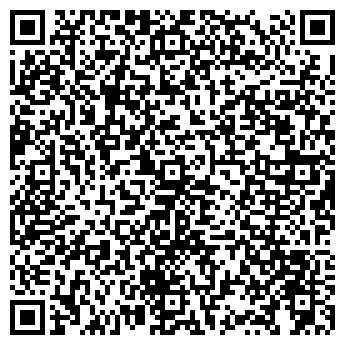 QR-код с контактной информацией организации Панда Мебель, ООО