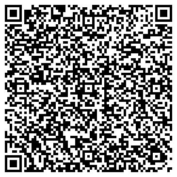 QR-код с контактной информацией организации Студия позитивной флористики Semicvetik, СПД