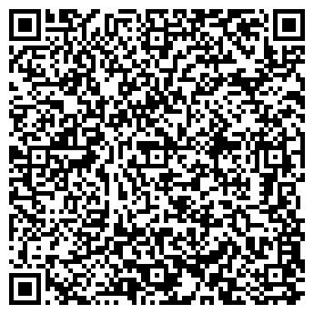 QR-код с контактной информацией организации Флай дизайн, ПП