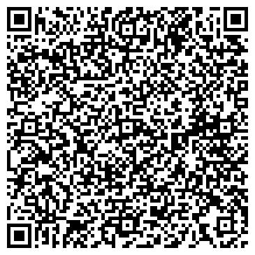 QR-код с контактной информацией организации Хрустальные шторы,ЧП