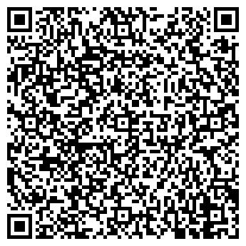 QR-код с контактной информацией организации Ажур, СПД