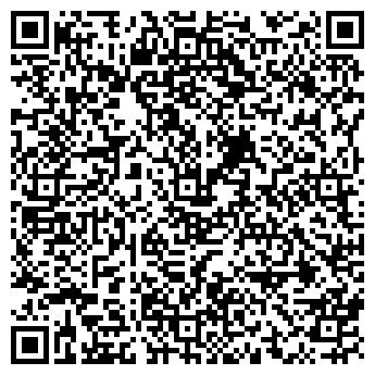 QR-код с контактной информацией организации ФИТНЕС КЛУБ ТОНУС