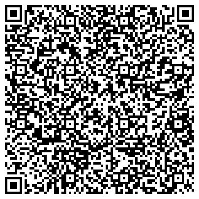 QR-код с контактной информацией организации Авторская мастерская по дизайну и пошиву текстиля, ООО