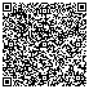 QR-код с контактной информацией организации Уолл стрит, ООО