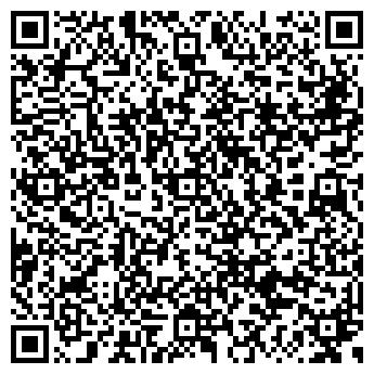 QR-код с контактной информацией организации 3Д Дизайн интерьеров, ООО