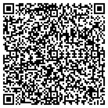QR-код с контактной информацией организации К-проект, ООО