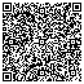 QR-код с контактной информацией организации Теплюкс, ООО