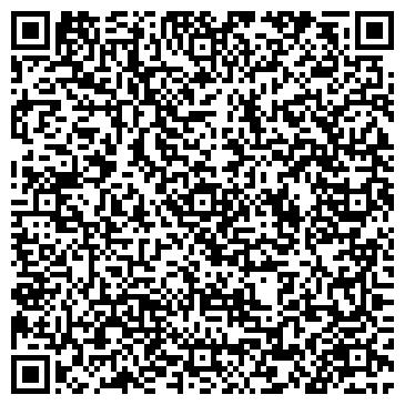 QR-код с контактной информацией организации Панда Дизайн-студия, ООО