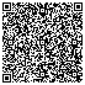 QR-код с контактной информацией организации Дизайнер интерьера, ЧП