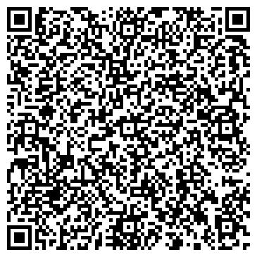 QR-код с контактной информацией организации Салон декора Идеа, ООО