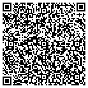 QR-код с контактной информацией организации Феерия цветов, ЧП