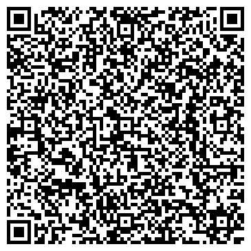 QR-код с контактной информацией организации Флореаль Студия цветочного дизайна, ООО