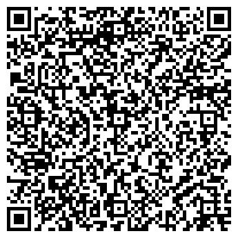 QR-код с контактной информацией организации Декоративная штукатурка