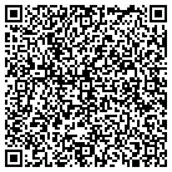 QR-код с контактной информацией организации ЗАРЯ, КООПЕРАТИВ, АП, ЧП