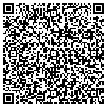 QR-код с контактной информацией организации DecorZa (Декорза), ЧП