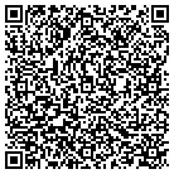 QR-код с контактной информацией организации HappyBalls, ЧП
