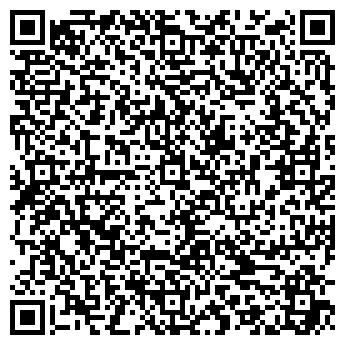 QR-код с контактной информацией организации Флористика, ЧП