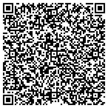 QR-код с контактной информацией организации Студия флористики Gloriosa, СПД