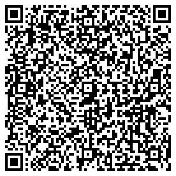 QR-код с контактной информацией организации Глянец, ООО