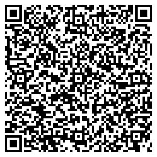 QR-код с контактной информацией организации Заря, ИП