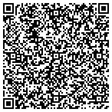 QR-код с контактной информацией организации БОГОДУХОВСКИЙ МЯСОКОМБИНАТ, ЗАО