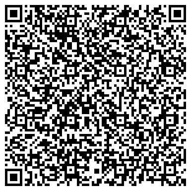 QR-код с контактной информацией организации Радуга Художественный салон, ИП