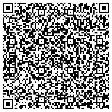 QR-код с контактной информацией организации Студия дизайна интерьера и архитектуры LU.DI (ЛУ.ДИ), ТОО