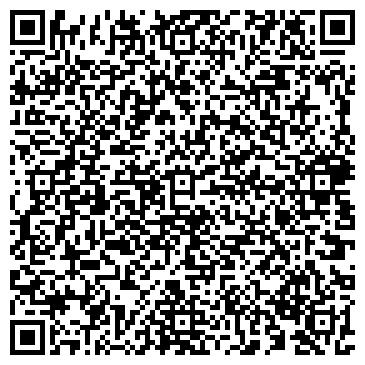 QR-код с контактной информацией организации Хоум Декор, ЧУП