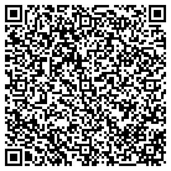 QR-код с контактной информацией организации Decor Дизайн студия, ИП