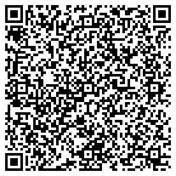 QR-код с контактной информацией организации A-mebel (А-мебель), ИП